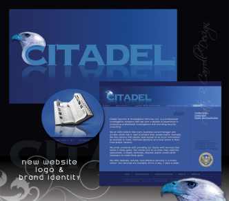 2012 Citadel: Custom Web Site Design