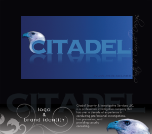 Web design, UX UI, Photography, Digital Image manipulation, Citadel, Security, Anita B. Carroll, Race-Point.com