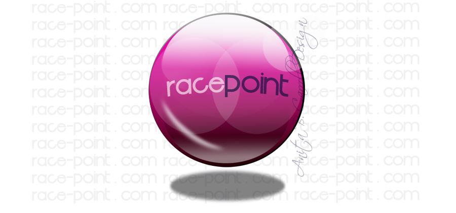 Race-Point.com: Custom Web Advertisement Graphic