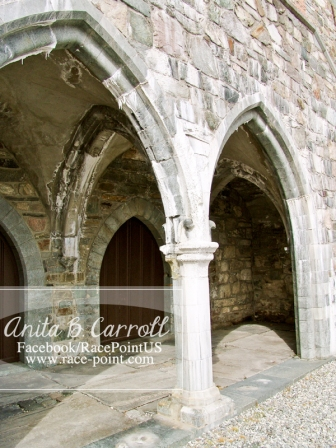 A R C H E S - Archbishop's Palace at Nidaros Cathedral Curch photo by: Anita B. Carroll