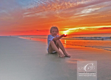 Midsummer Nights - Cape Cod Sunset