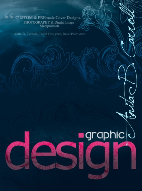 PREmade Cover Design by Anita B. Carroll