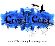 Logo: The Crystal Coast Series
