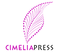 Logo: Cimelia Press by Anita@race-point.com