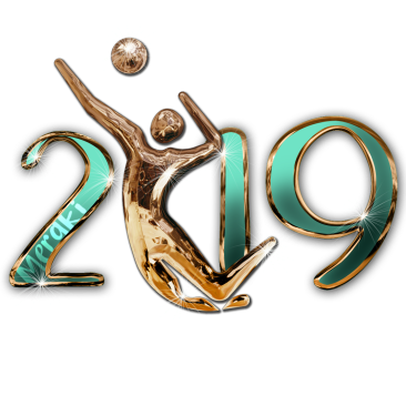 Dressing up the logo for the New Year